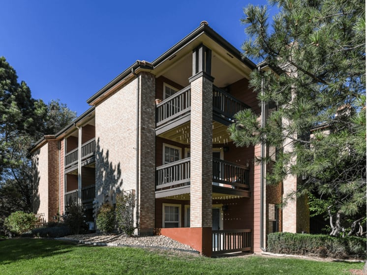Apartment Homes With Balcony at Verdant Apartment Homes, Boulder