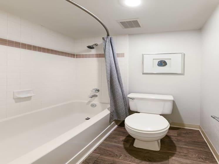 Upgraded Bathroom Fixtures at Verdant Apartment Homes, Boulder, CO