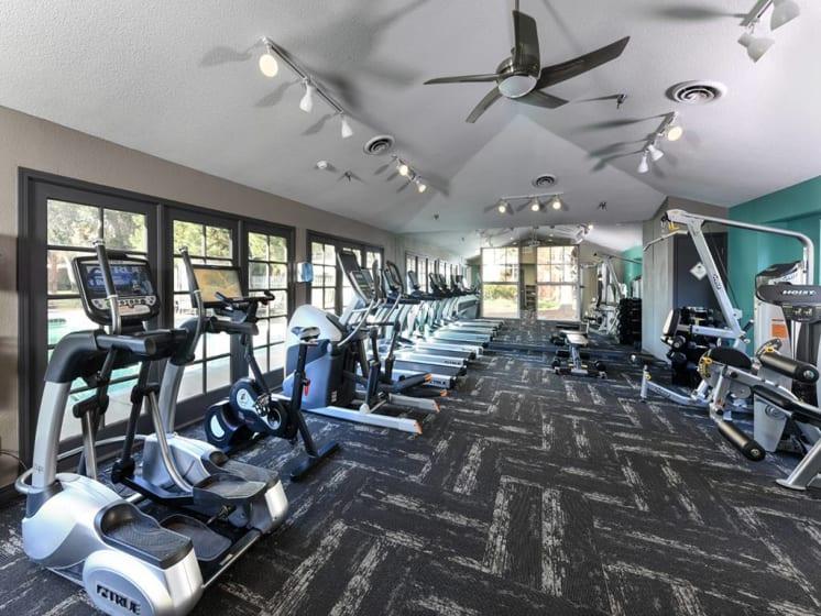 24-Hr Fitness Center at Verdant Apartment Homes, Boulder, CO, 80303