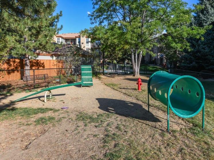 Dog Park at Verdant Apartment Homes, Boulder, 80303