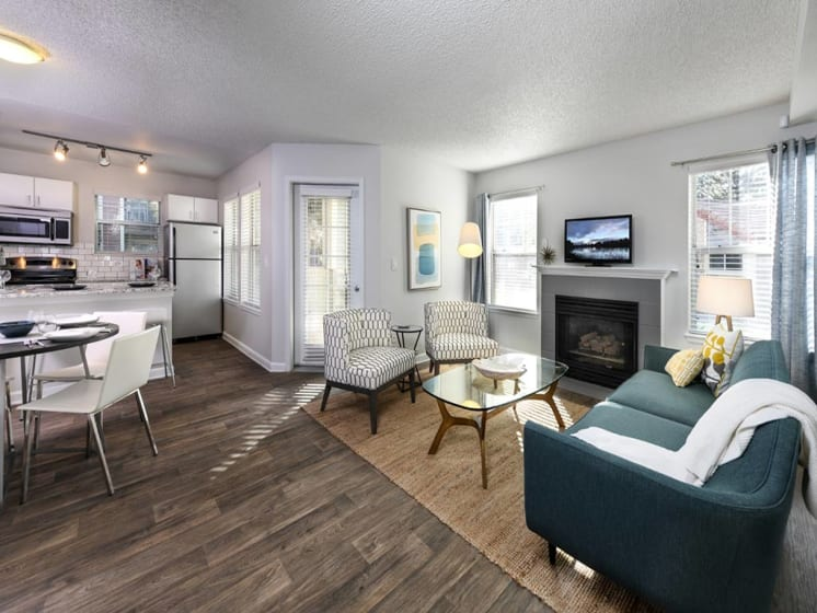 Spacious Floor Plans at Verdant Apartment Homes, Boulder, Colorado