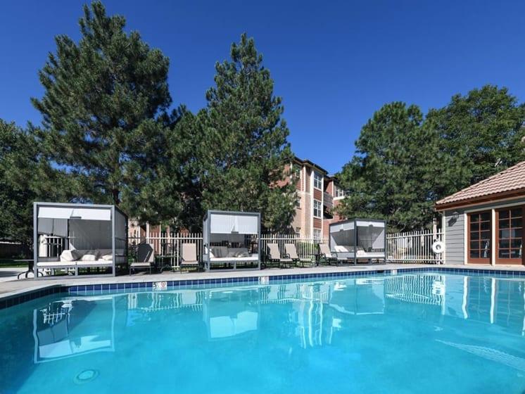 Outdoor Swimming Pool at Verdant Apartment Homes, Colorado, 80303