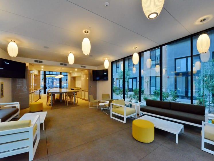 Lounge Area at Block C, California, 92078