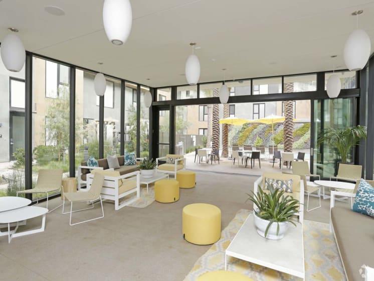 Resident Lounge  at Block C, California, 92078