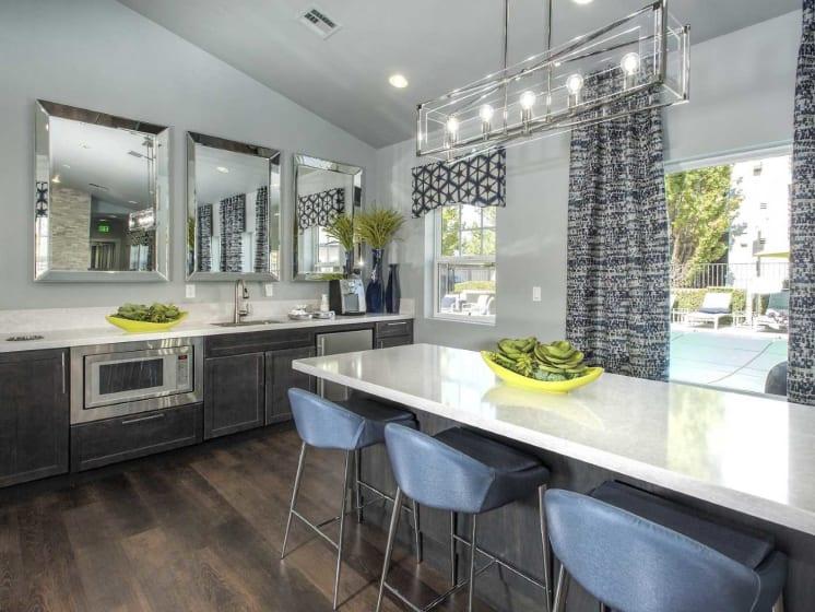 Designer Kitchens With Modern Appliances at Marina Village, Sparks, 89434