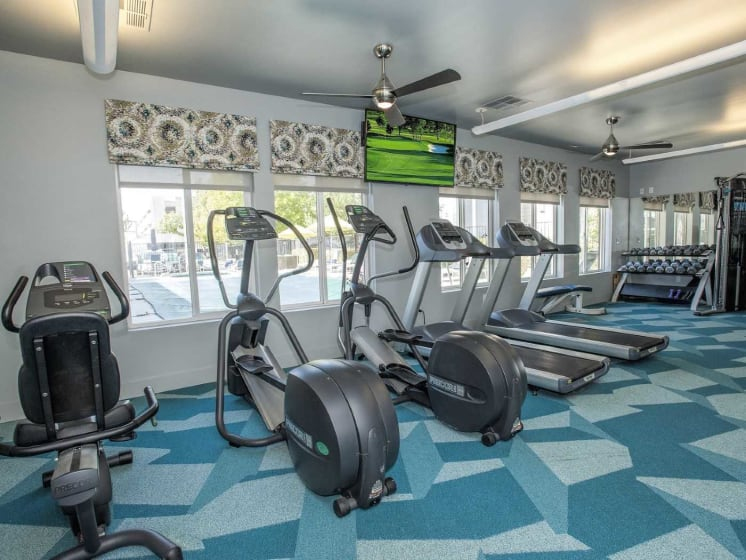 State Of The Art Fitness Center at Marina Village, Sparks, 89434