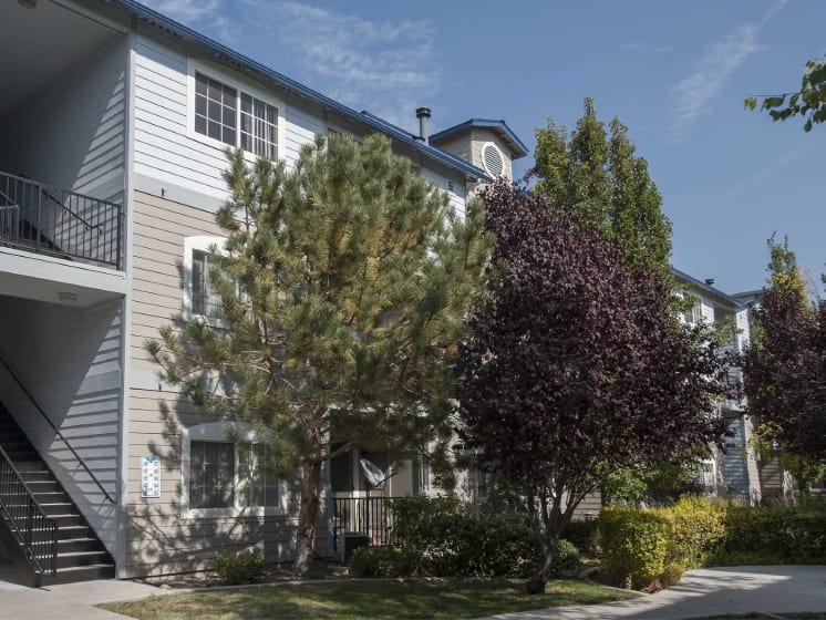 Green Spaces With Mature Trees at Marina Village, Nevada, 89434