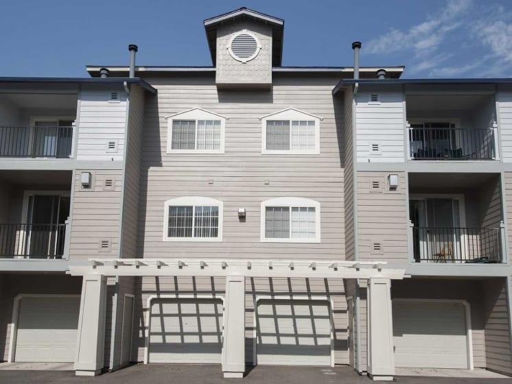 Elegant Exterior View Of Property at Marina Village, Sparks, NV, 89434