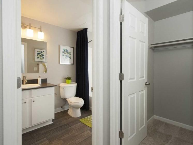 Spacious Bedrooms With En Suite Bathrooms at Marina Village, Nevada
