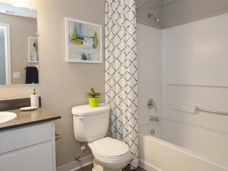 Large Soaking Tub In Bathroom at Marina Village, Sparks, NV