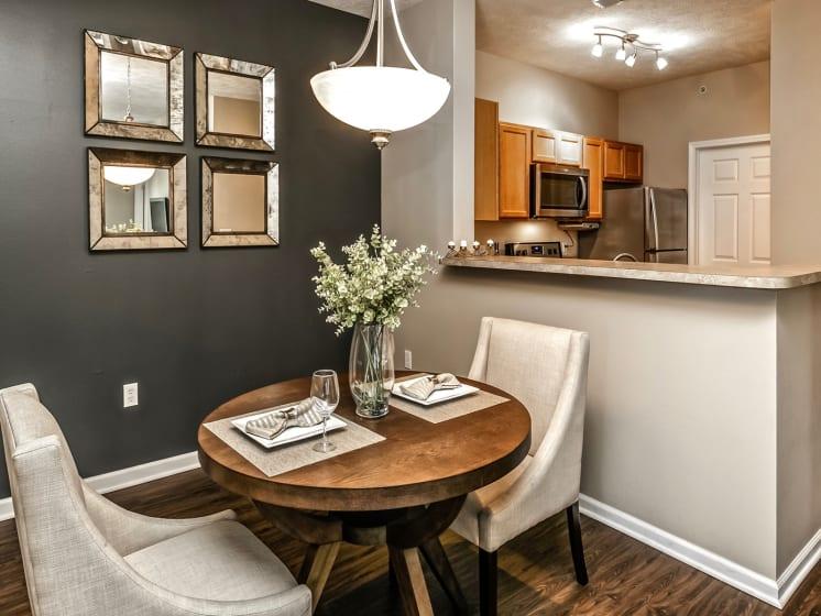 Designer Kitchen at Landings Apartments, The, Bellevue