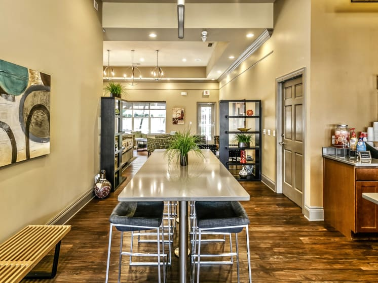 Elite Clubhouse at Landings Apartments, The, Bellevue, Nebraska