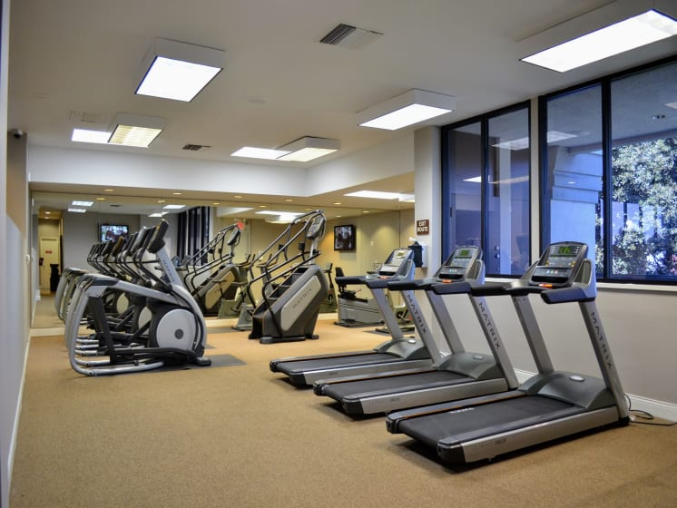 Fitness Club at Madison Park Apartment Homes, 2235 W Broadway, CA