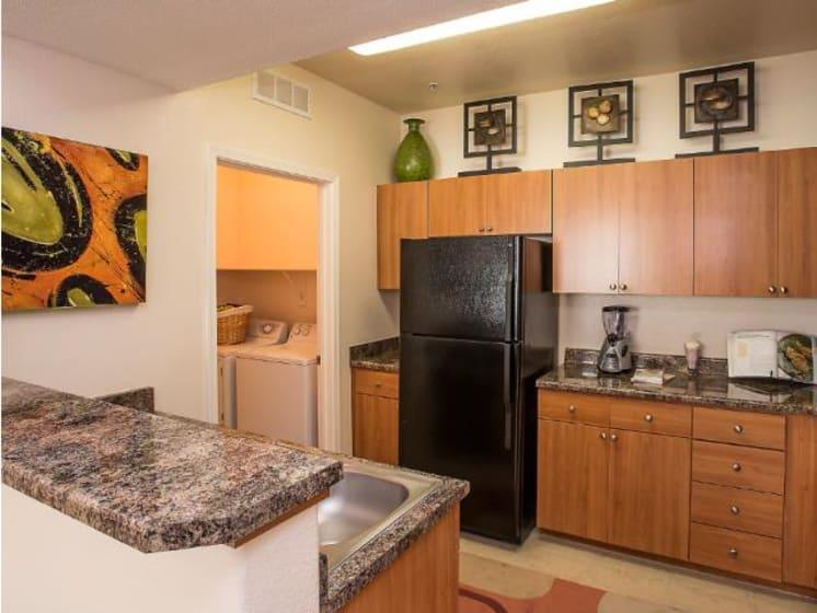 Kitchen at Ascent at Papago Park, Phoenix, 85008
