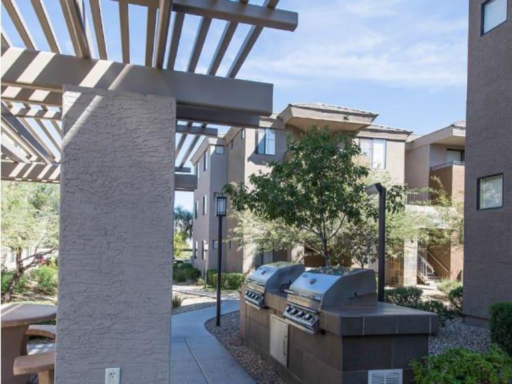 Exterior View at Ascent at Papago Park, Phoenix, 85008