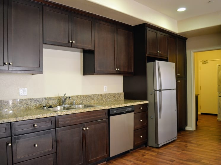 Stainless Steel Appliances, at Union Place Apartment Homes, 1500 Cherry St. Suite 5106A, CA