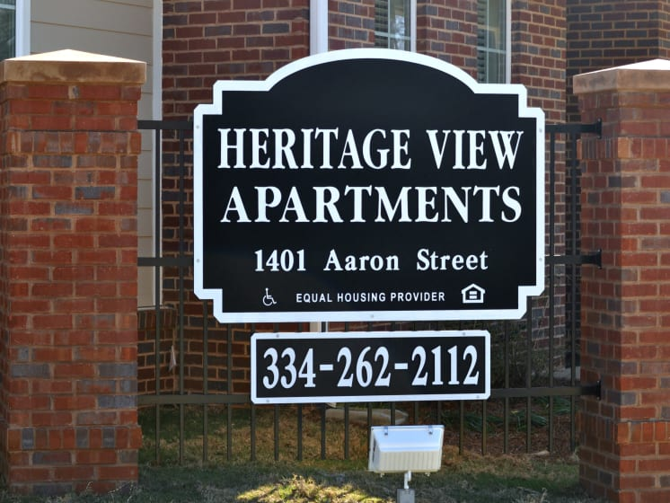 Heritage View Apartments Montgomery AL