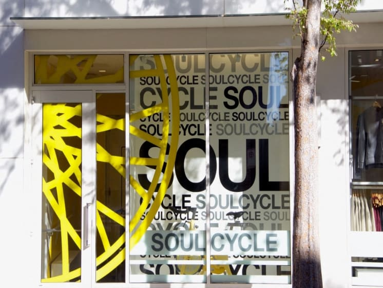 Sweat It Out at Bethesda Row's Soul Cycle