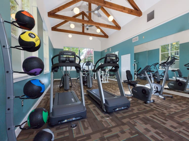 High-Performance Fitness Studio at Thorncroft Farms, Hillsboro, 97124