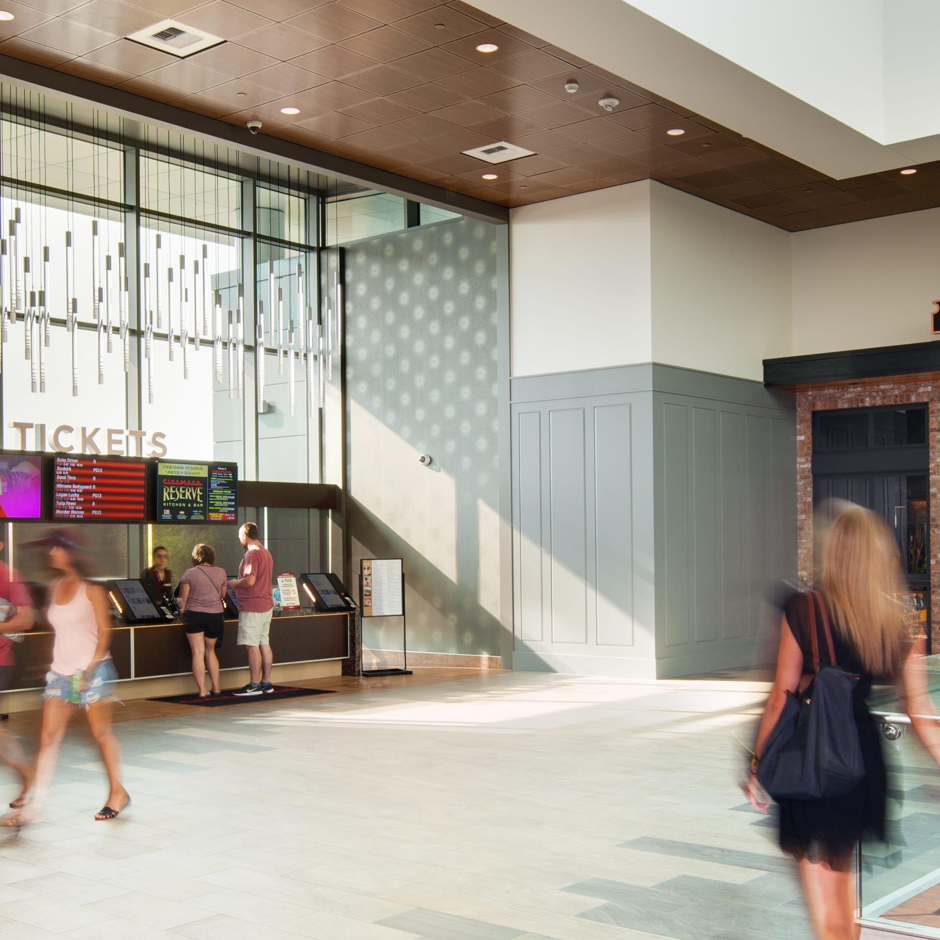 Community and Neighborhood- Cinemark at Two Lincoln Tower, Washington, 98004