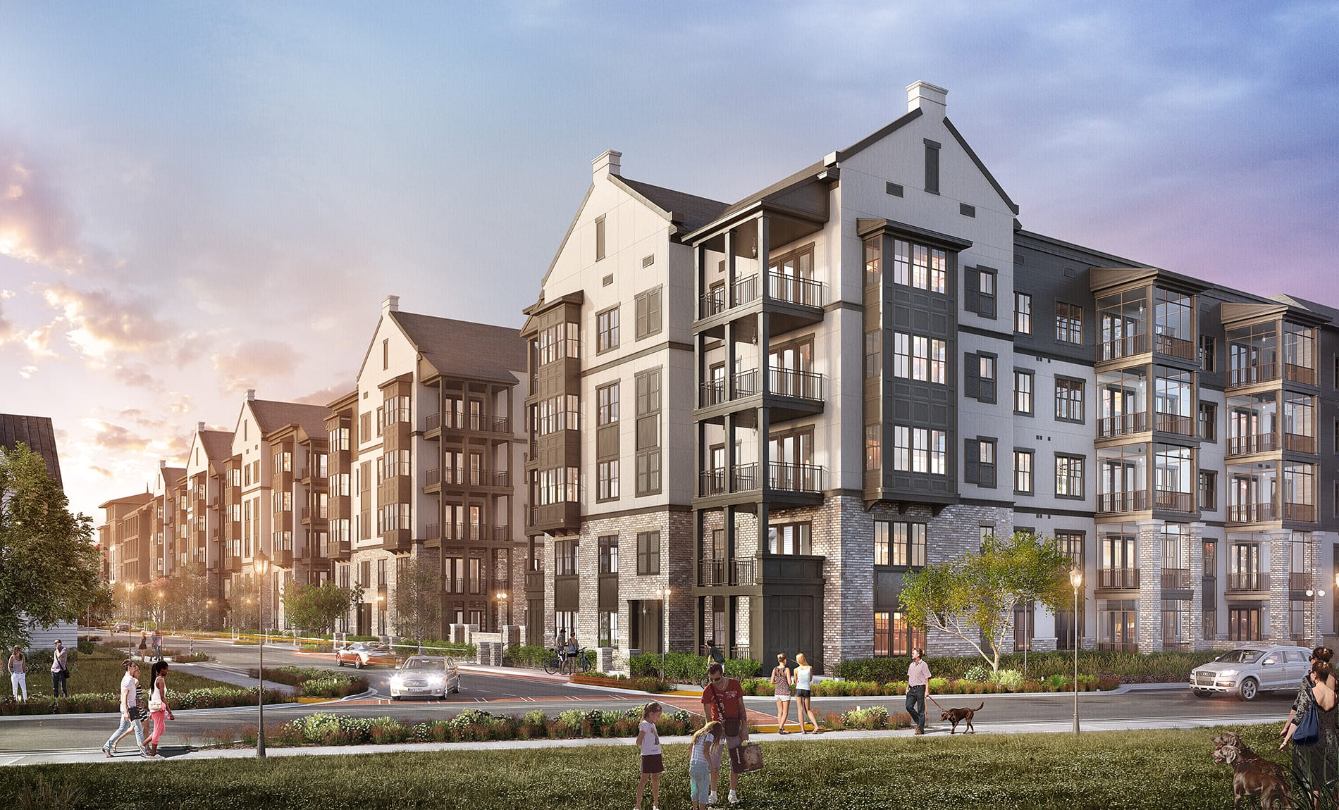 Redesigned Apartment Homes at The Alastair at Aria Village, Sandy Springs, GA, 30328