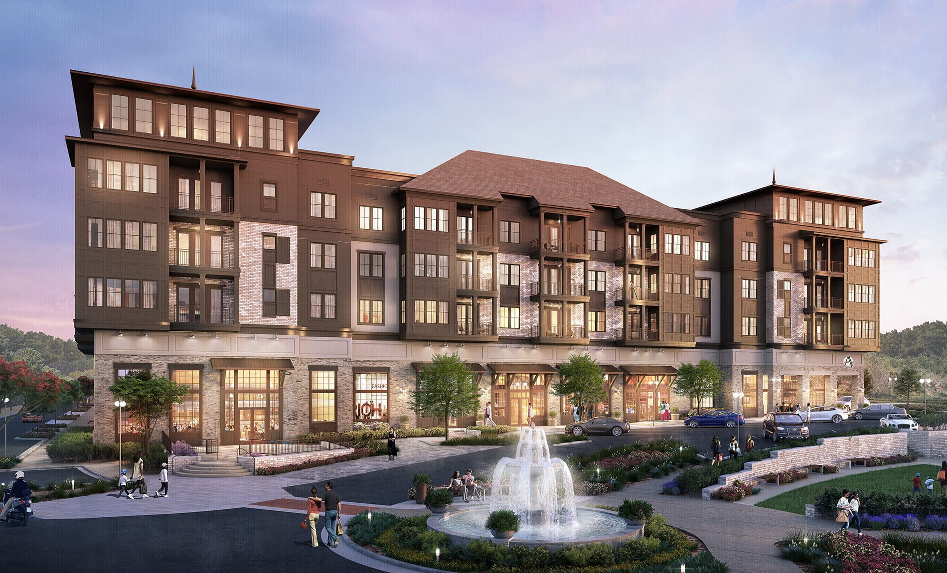 Renovated Apartment Homes Available at The Alastair at Aria Village, Sandy Springs