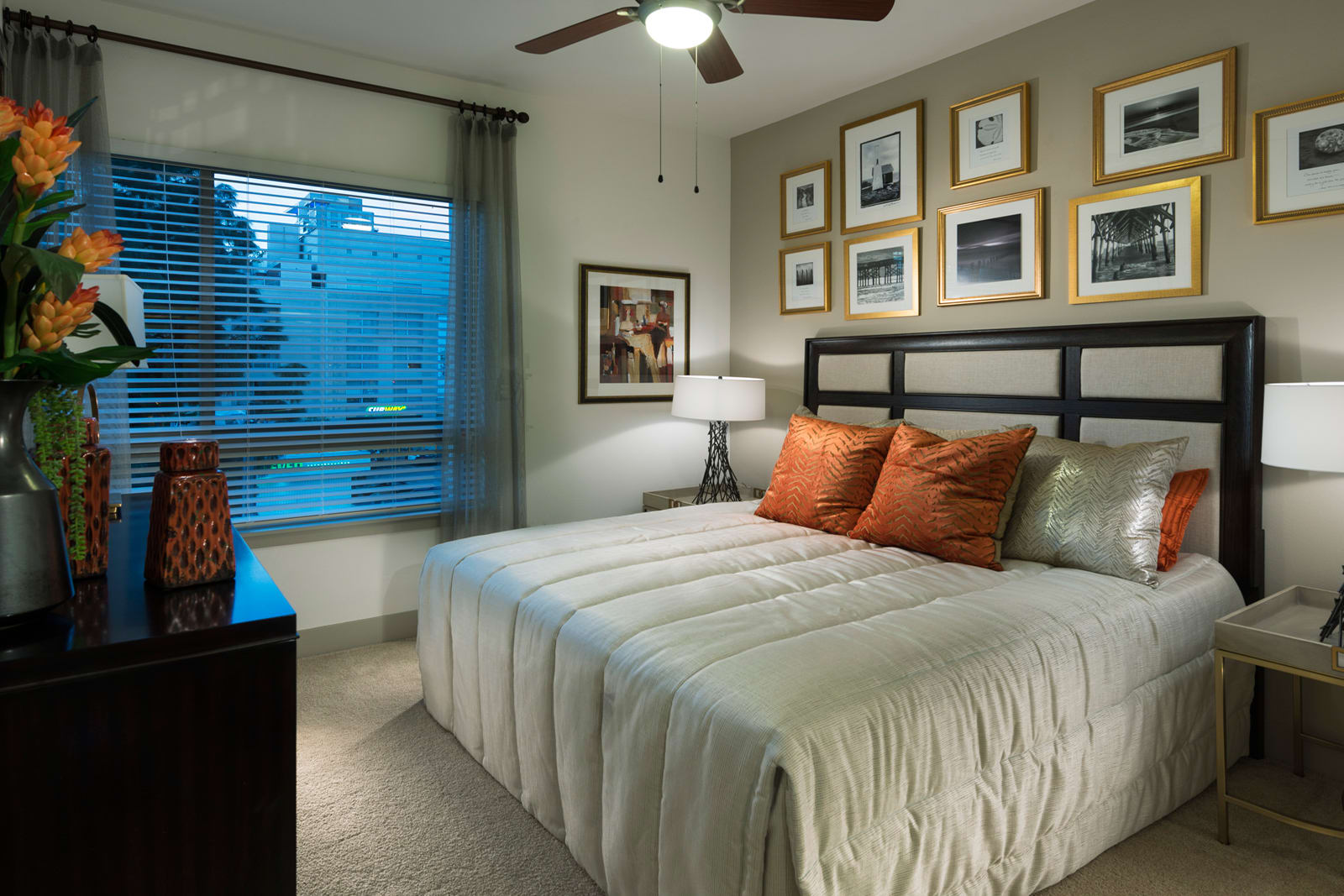 Spacious Bedrooms at 1000 Grand by Windsor, Los Angeles, 90015