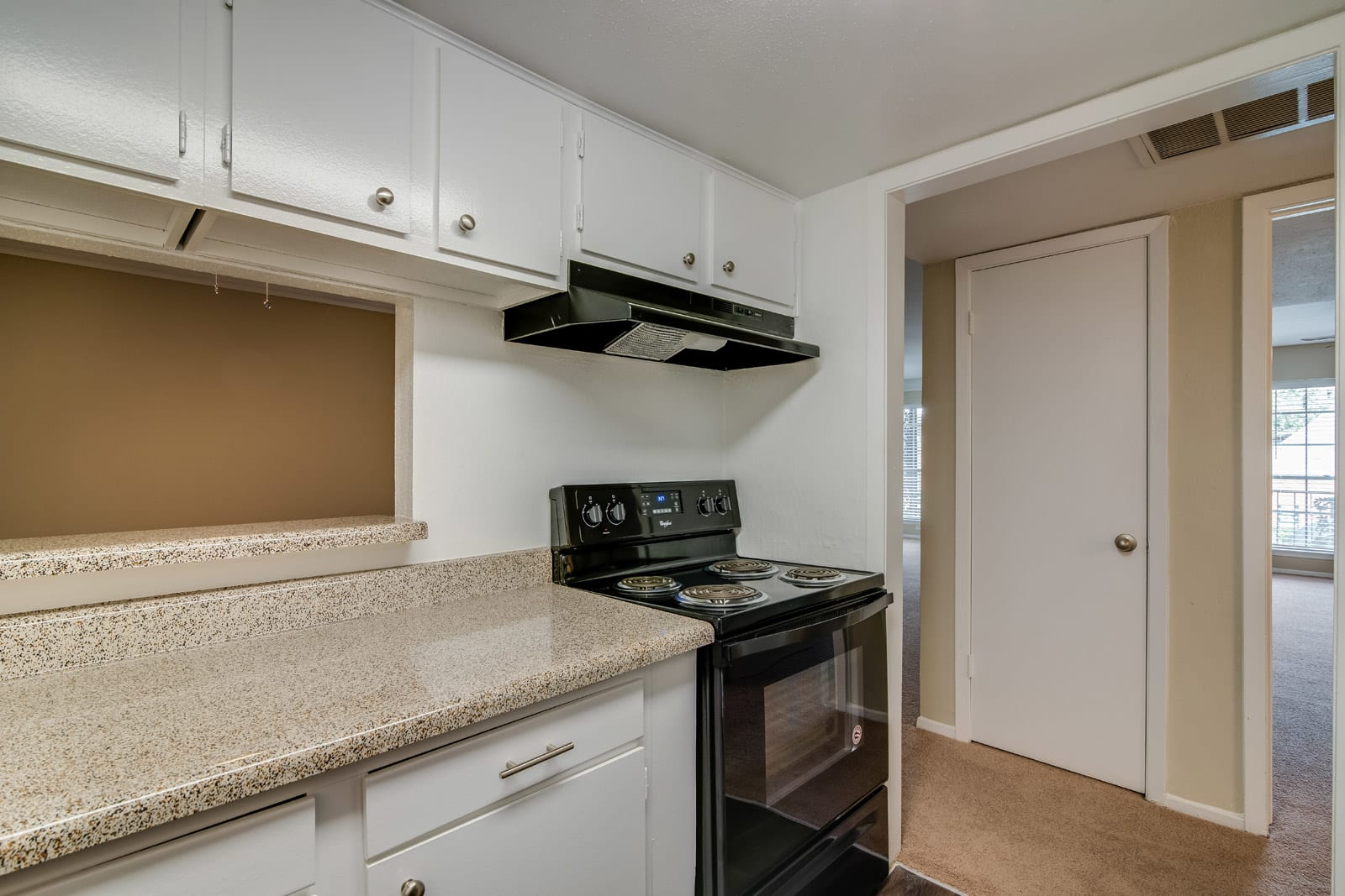Energy Efficient Appliances at Allen House Apartments, Houston, Texas