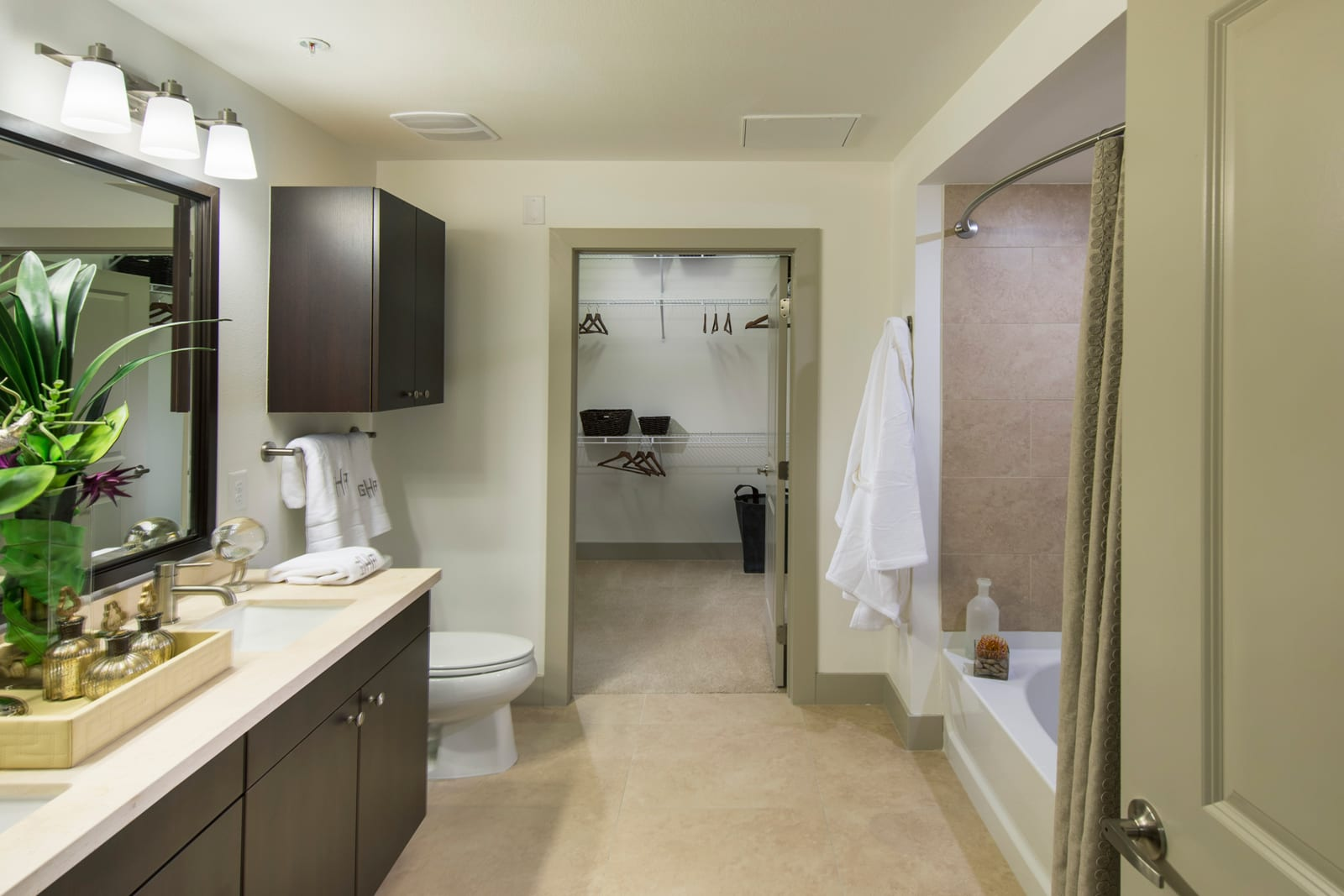 Abundant Storage Including Walk-In Closets at 1000 Grand by Windsor, California, 90015