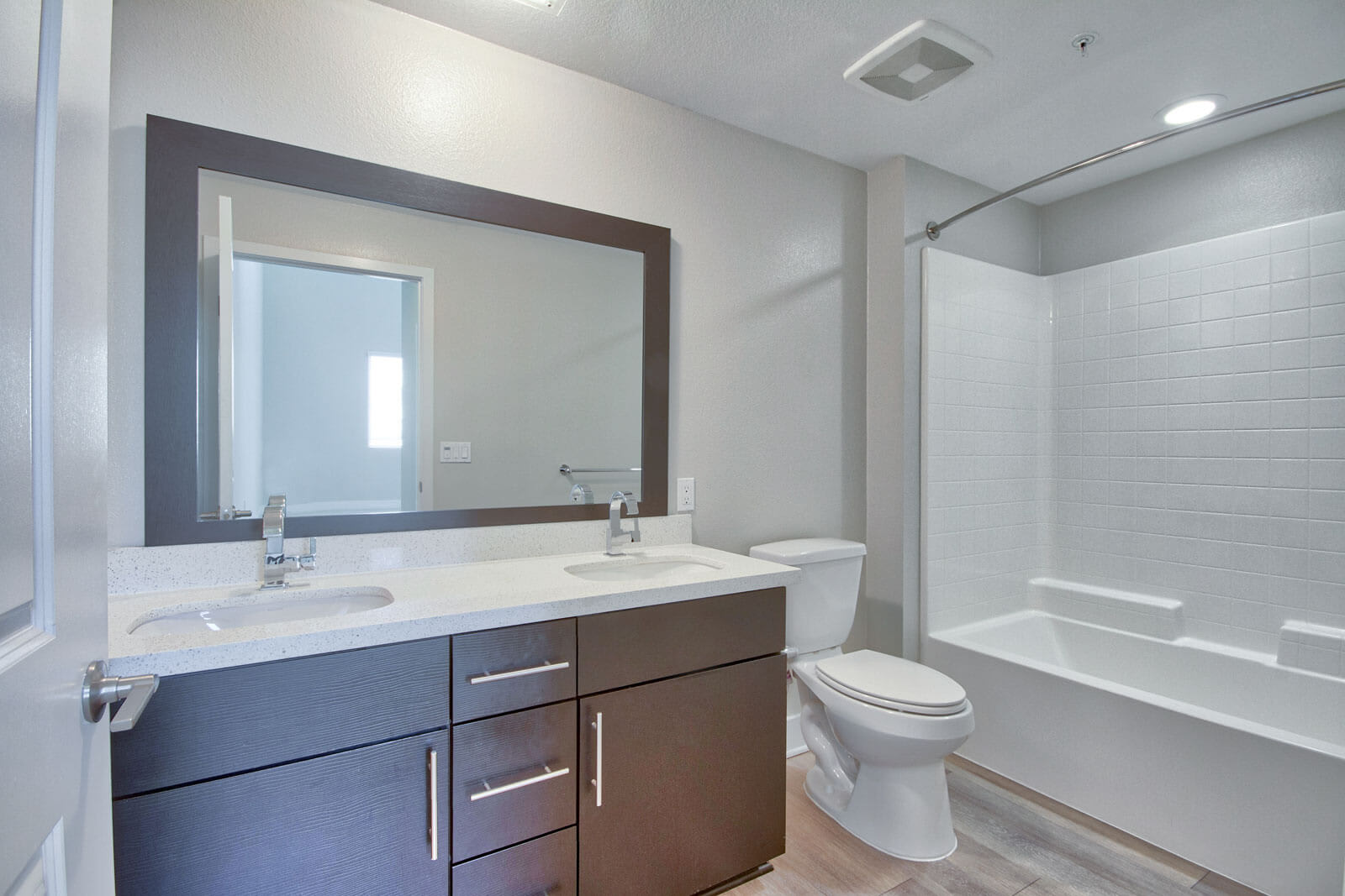 Dual Vanities in Select Apartments at Boardwalk by Windsor, 7461 Edinger Ave., Huntington Beach