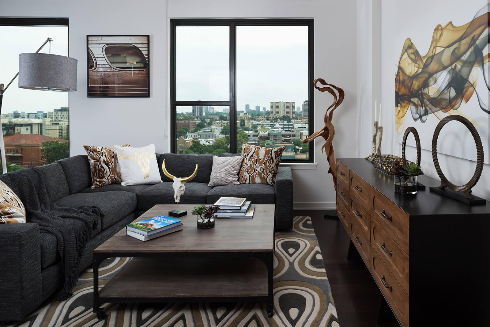Sophisticated Apartment Living at 1000 Speer by Windsor, 1000 Speer Blvd., Denver