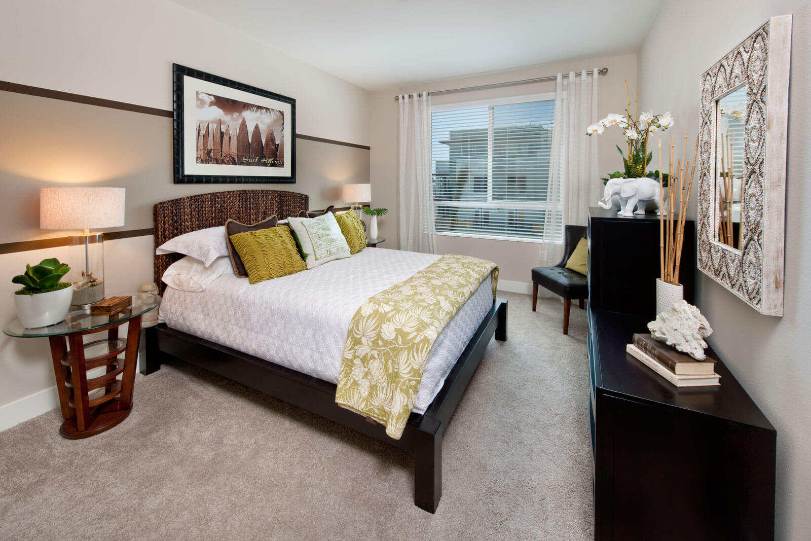 Spacious Bedrooms at Boardwalk by Windsor, 92647, CA