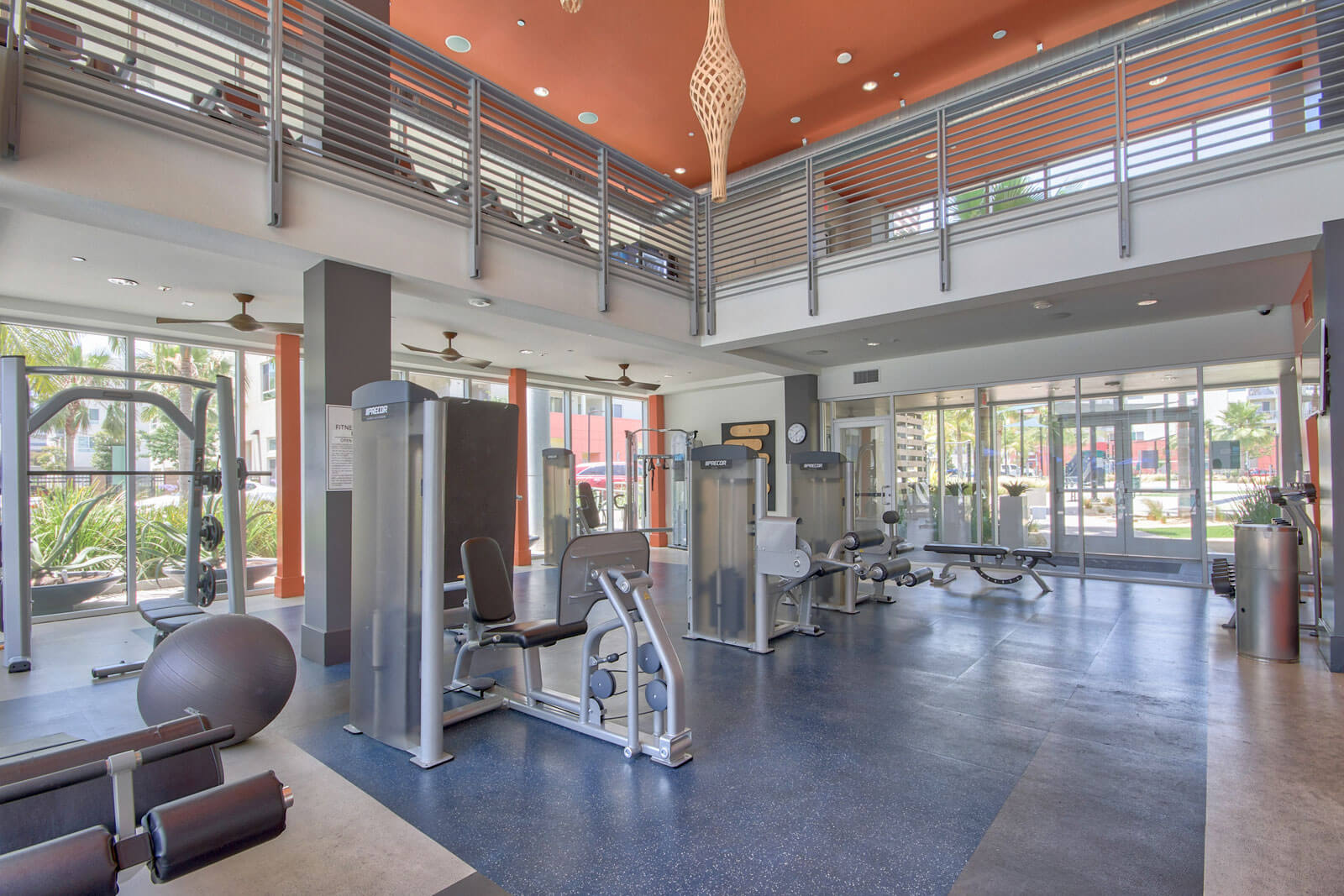 Fully-Equipped Fitness Center at Boardwalk by Windsor, California, 92647