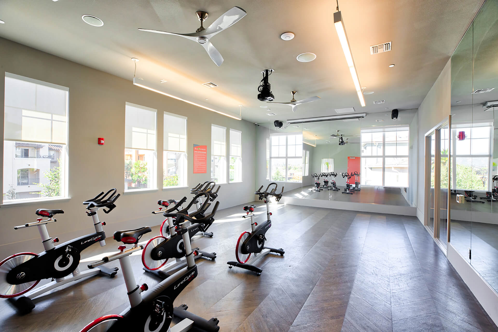 Spin & yoga studio at Blu Harbor by Windsor, 1 Blu Harbor Blvd, CA