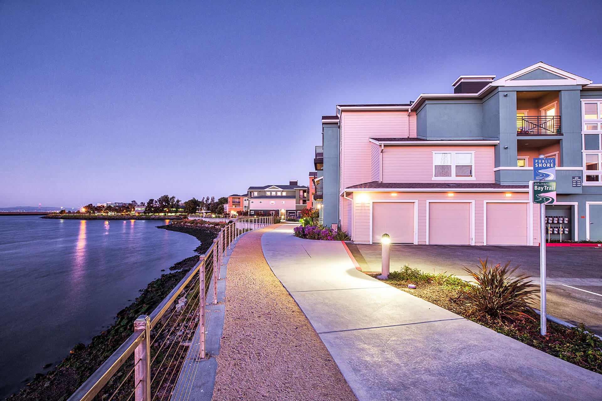 One and two car garages available at Blu Harbor by Windsor, 94603, CA