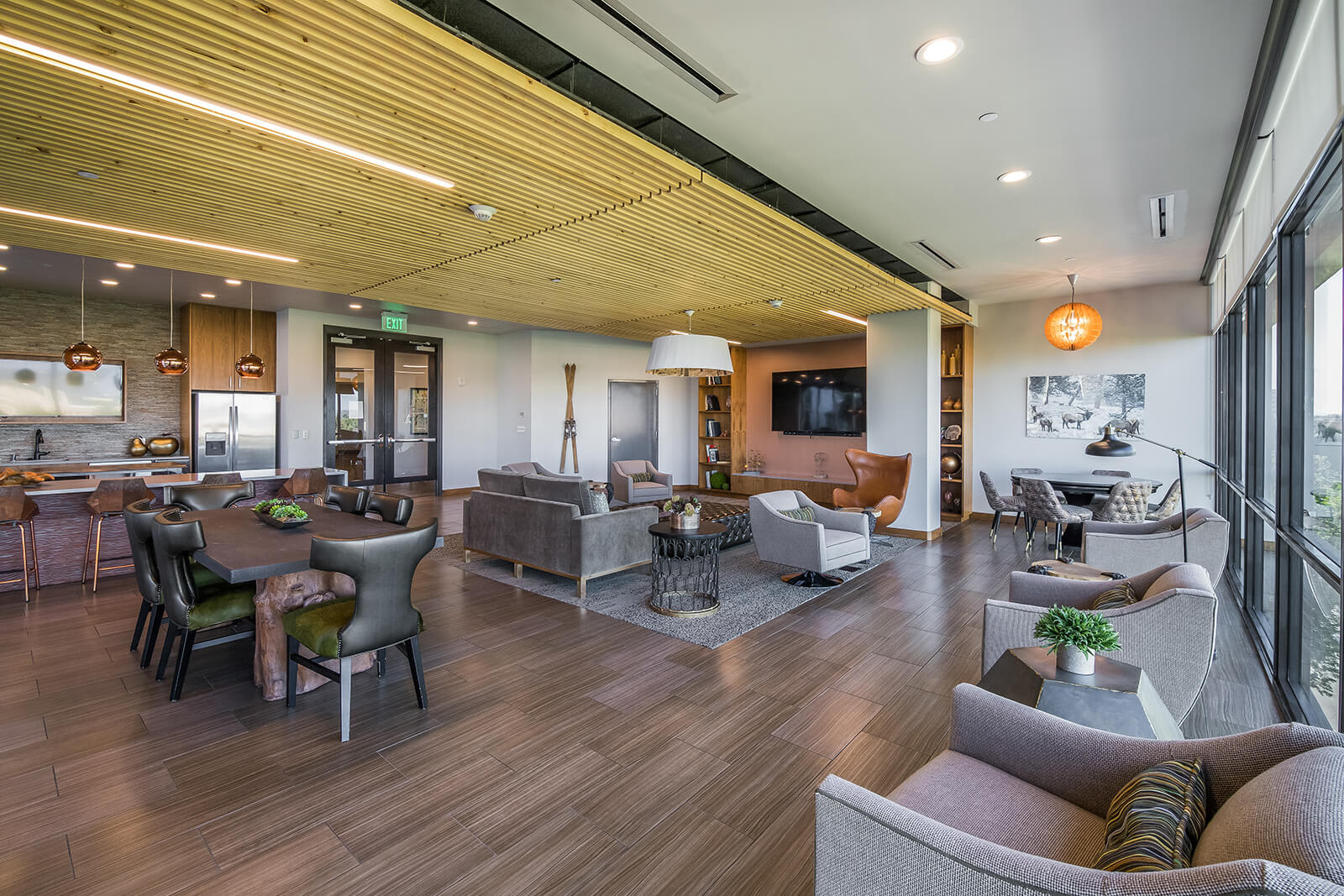 Wi-Fi throughout Common Areas at 1000 Speer by Windsor, 80204, CO