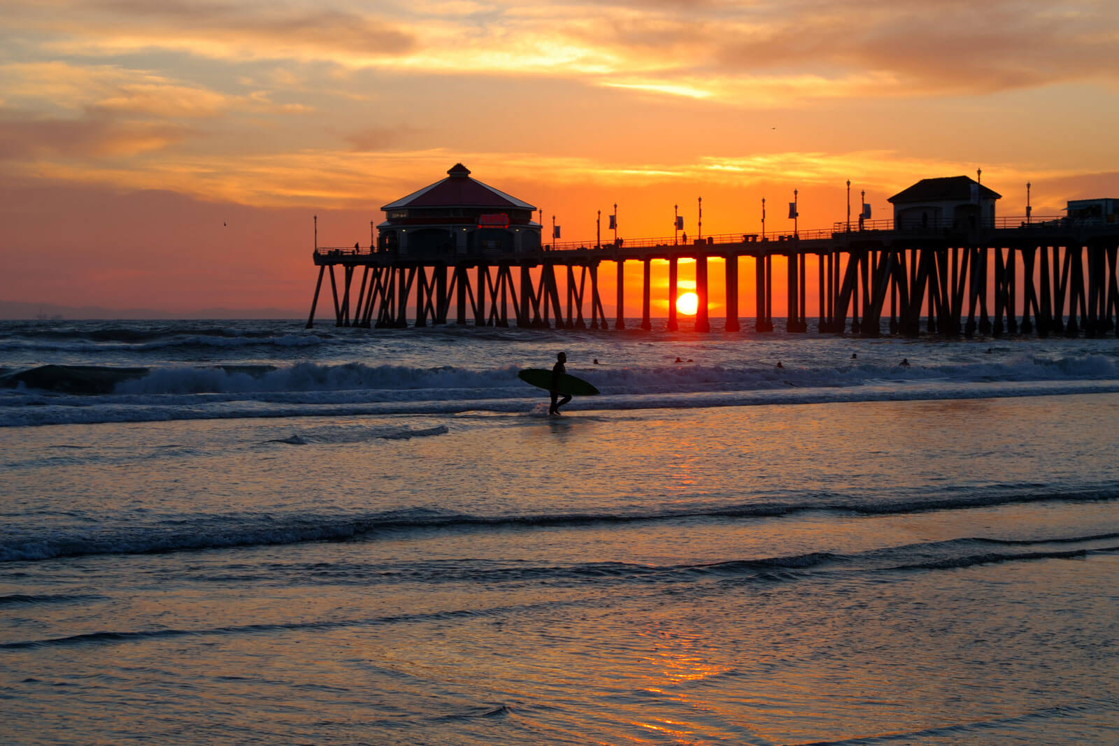 Enjoy Surfing or Relaxing at the Beach near Boardwalk by Windsor, Huntington Beach, 92647