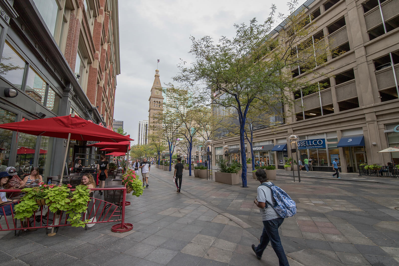 Minutes To 16th Street Mall from 1000 Speer by Windsor, 1000 Speer Blvd., Denver
