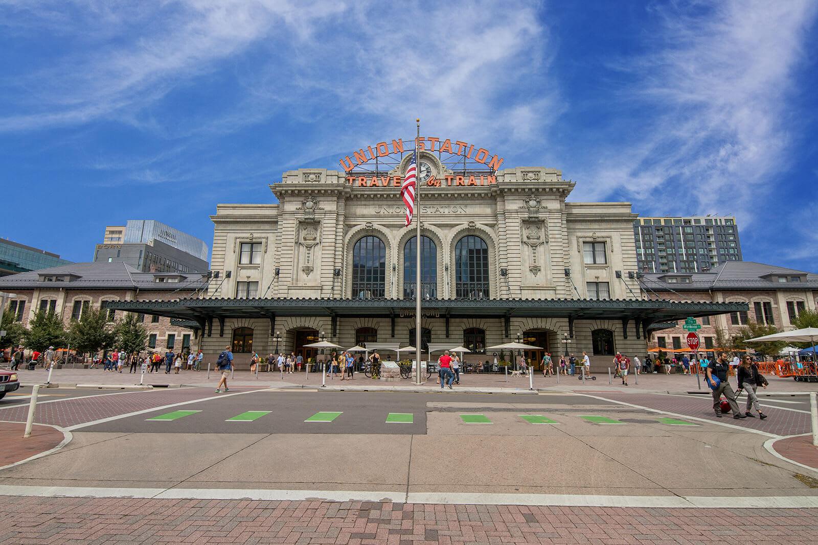 Union Station near 1000 Speer by Windsor, Denver, 80204