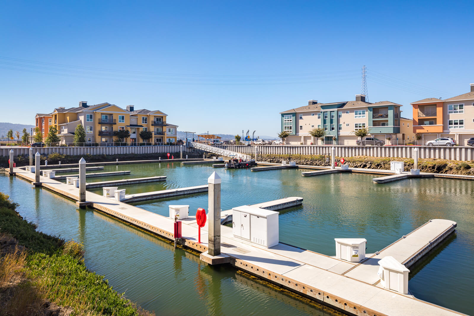 64 Concrete Berths In Marina at Blu Harbor by Windsor, 1 Blu Harbor Blvd, Redwood City