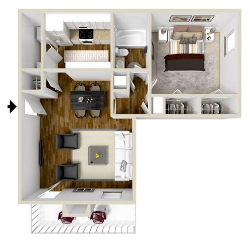 1 2 3 Bedroom Apartment Homes In Brandon Ms Lakeshore Pointe Resort Apartments