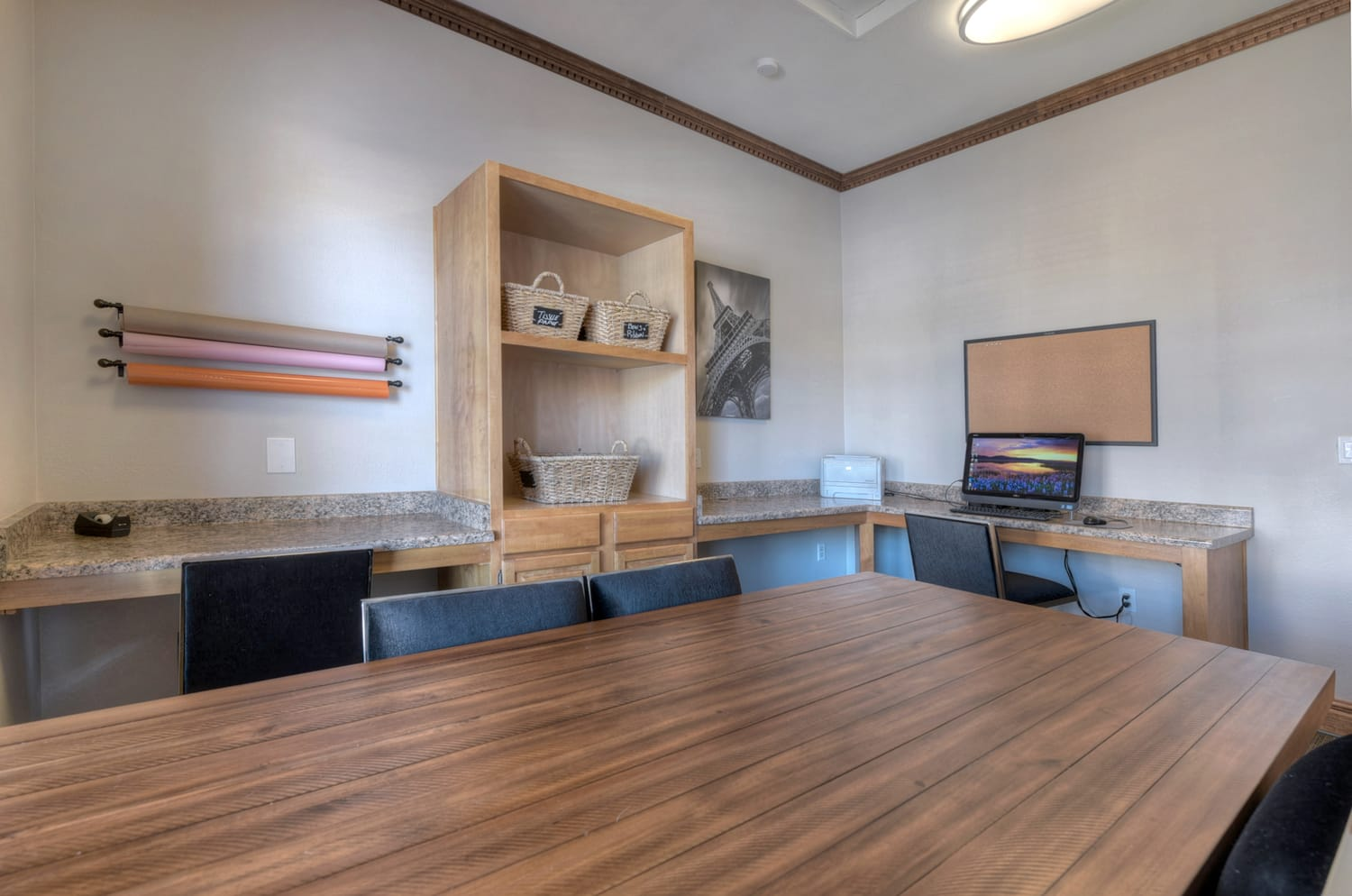 Business Center with High Speed Internet at Manzanita Gate Apartment Homes, 2475 Robb Drive, NV