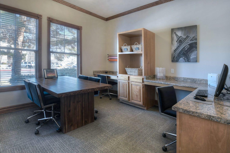 Executive Conference Room at Manzanita Gate Apartment Homes, NV 89523