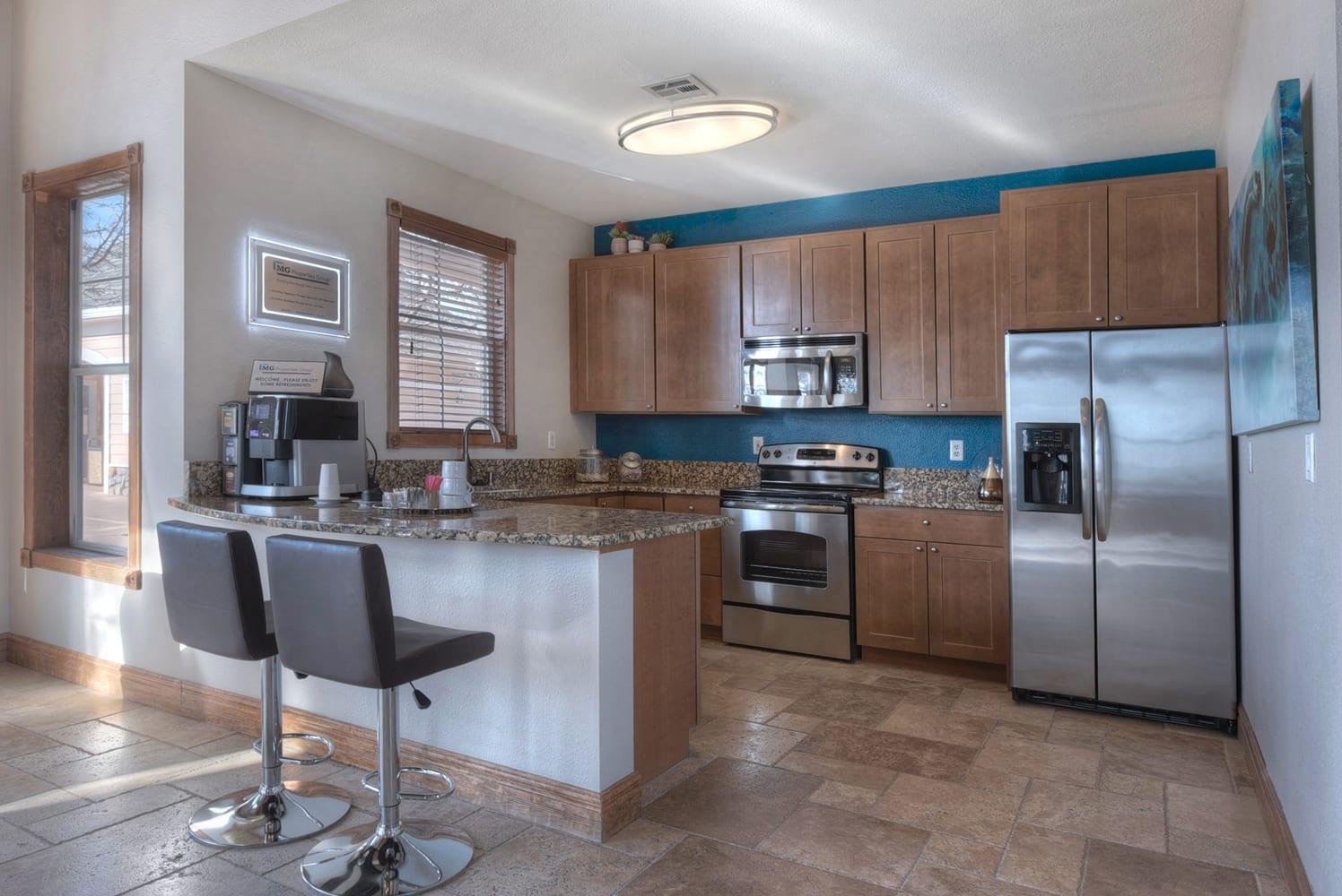 classic kitchen design at Manzanita Gate Apartment Homes, NV 89523