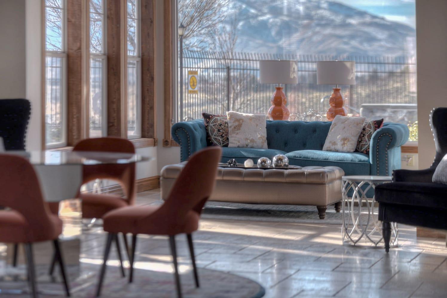 Modern Floor Plans Available at Manzanita Gate Apartment Homes, Reno, 89523