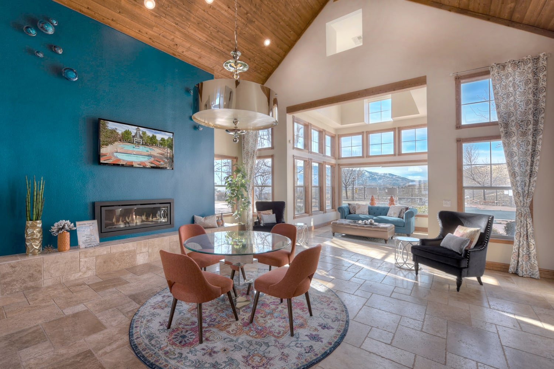 Stylish Clubhouse at Manzanita Gate Apartment Homes, Nevada, 89523