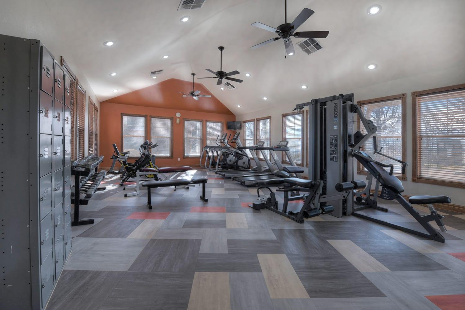 State-of-the-Art Fitness Centerat Manzanita Gate Apartment Homes, Reno, 89523