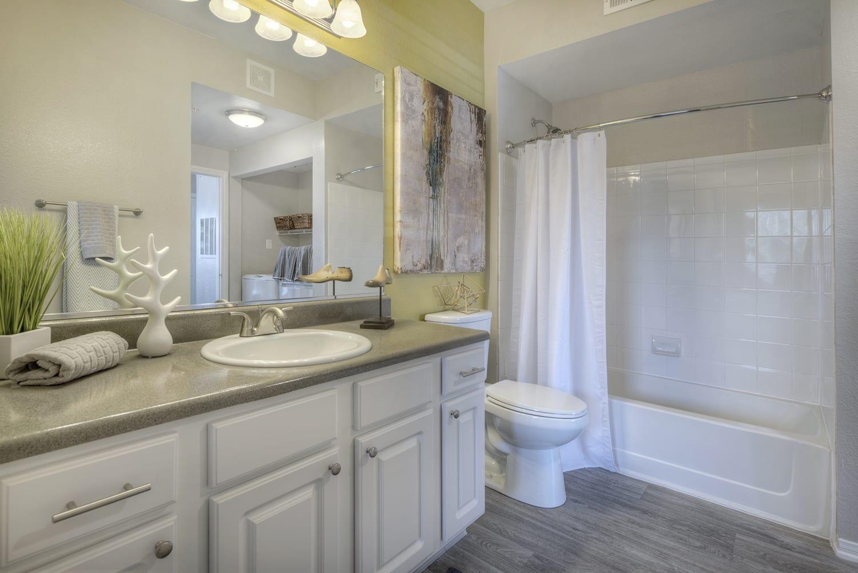 Upscale Bathroom at Manzanita Gate Apartment Homes, Nevada, 89523