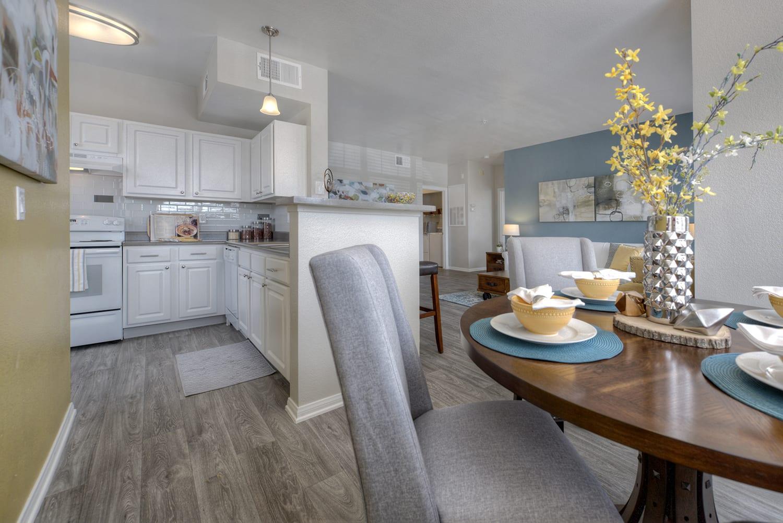 Kitchen Table at Manzanita Gate Apartment Homes, Nevada, 89523