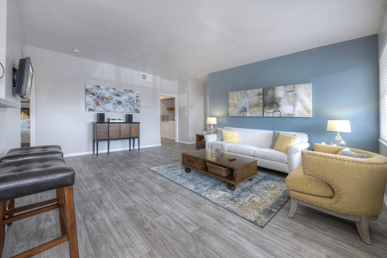 Living Room at Manzanita Gate Apartment Homes, Reno, 89523